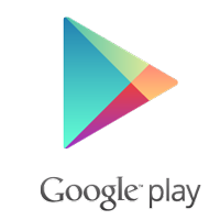 Logo de l'app-store de l'application mobile Android Rezopouce